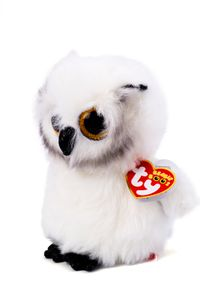 TY Beanie Boo's Austin Eule 15 cm Kuscheltier