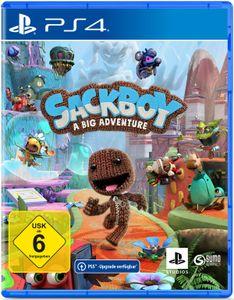 Sackboy - A Big Adventure - Konsole PS4