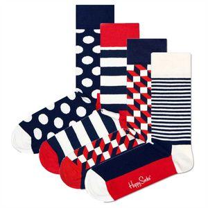 Happy Socks Geschenkbox BIG DOT GIFT BOX XBDO09-6000 Navy, Size:41-46