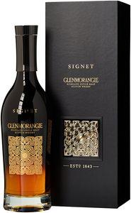 Glenmorangie The Signet Highland Single Malt Scotch Whisky in Geschenkpackung   46 % vol   0,7 l