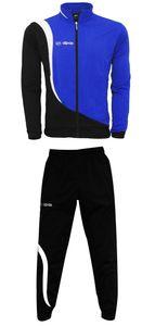 alpas Trainingsanzug  Elegance Blau Gr. 128