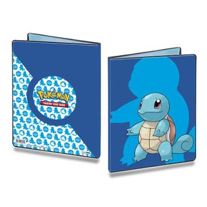 Ultra Pro 15391 PKM Pokémon Squirtle 2020 9-Pocket Portfolio