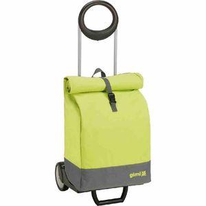 Gimi 157-765 Einkaufsroller MARINE, 69 Liter, green