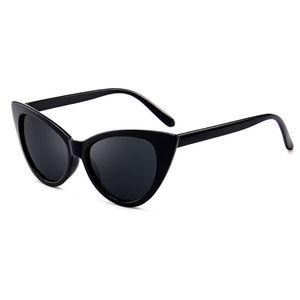 Damenbrille Klassische Cat Eye Sonnenbrille Sonnenbrille Damen Damen