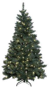 """Best Season LED-Weihnachtsbaum """"Ottawa"""" beleuchtet, outdoor ca.180 cm, 180 warm white LED, Kunststoff-Fuß, 609-02"""