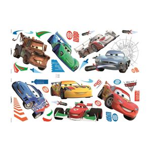 Decofun - Cars Wall Sticker