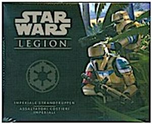 Star Wars Legion - Imperiale Strandtruppen (Spiel-Zubehör)