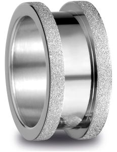 Bering Jewelry Symphony 527-19-x4 Ring Außenring, Ringgröße:65 / 11