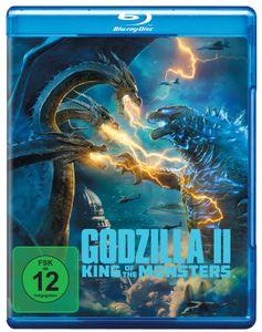 Godzilla II - King of the Monsters - Blu-ray Disc