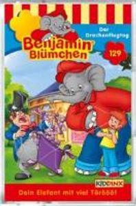 Benjamin Blümchen: Folge 129:..der Drachen-Flugtag