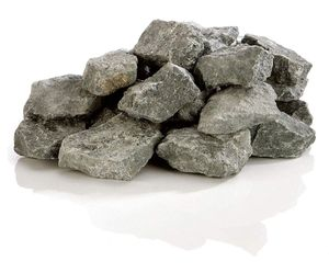Sauna Aufguss-Steine 10kg-Paket von NICOL