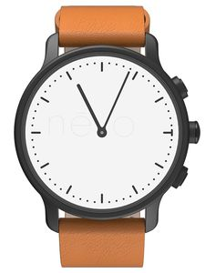 Nevo NEVONY15/001L New York Activity-Tracker Smartwatch