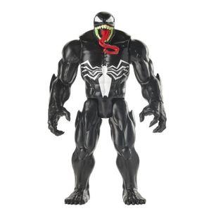 Marvel Spider-Man Maximales Gift - Titan Blast Gear Venom Figur - 35cm