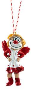 Die Schmitzens Clown Orden 'Engel' (9cm) Dekoration Karneval Kölle Köln