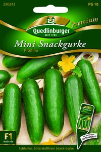 Quedlinburger Mini Snackgurke, Picolino