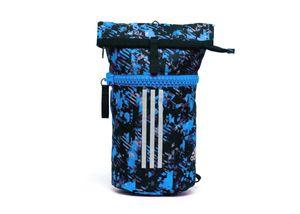 adidas Seesack - Sportrucksack camouflage blau Größe - M