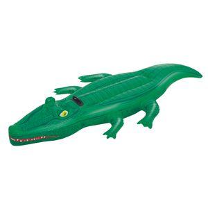 """Bestway Schwimmtier """"Crocodile"""", 203 x 117 cm, 41011"""