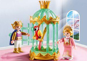 PLAYMOBIL® 9890 - Princess - Königskinder-Papageinkäfig