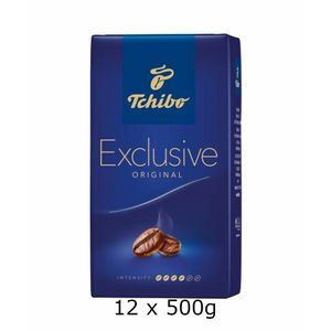 Tchibo Exklusiver gemahlener Kaffee 12x500g