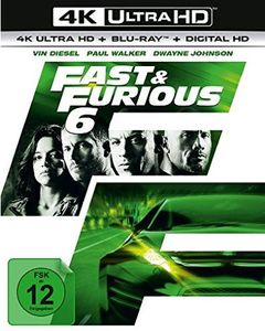 Fast & Furious 6 - Extended Version(4k UHD)