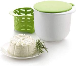 Cheese Maker, Mikrowellen-Käsehersteller Käsehersteller Käsehersteller Mit Rezept Making Tool
