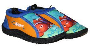 NEOPREN Nemo Dory Kinder Aquaschuhe Badeschuhe Wasserschuhe Schwimmschuhe Schuhe, Schuhgröße:EUR 30