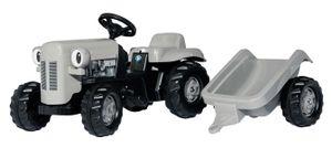 rolly toys Kid Little Grey Fergie Traktor mit Trailer - Maße: 1340x470x520 mm; 14941