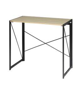 Klappbarer Schreibtisch im Industriestil - Länge 100 cm
