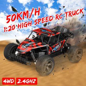 50km/h RC Auto Offroad Car Monster Truck Spielzeug Metall Ferngesteuert Auto