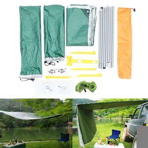 SUV Dach Schutz Auto Reisen Zelt Wasserdicht Markise Anhänger Camping dachin Campingzelte