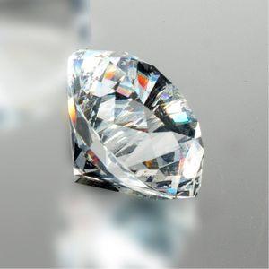 Formano - Deko-Kegel 6cm Diamant-geschl.
