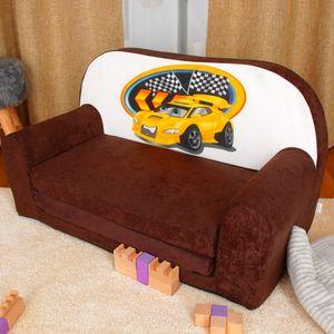 Kindersofa Kindersessel Minisofa Klappsofa Kindercouch Kindermöbel Modell 2