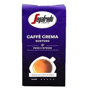 Segafredo  Caffe Crema Gustoso 1000g ganze Bohne