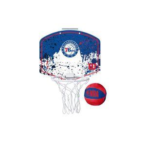 Mini nba korb Philadelphia 76ers