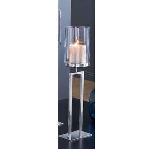 Kerzenständer Kerzenhalter Windlicht Wohnzimmerdekoration New York 45 cm