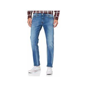Pierre Cardin Herren Jeans Hose Lyon Trapered Fit Futureflex 34513-8888 67*, Farbe:67 Blue Denim Vintage Used, Größen Pierre Cardin:W36/L34