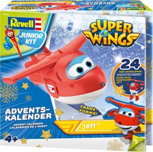 Revell Adventskalender 2019 Super Wings