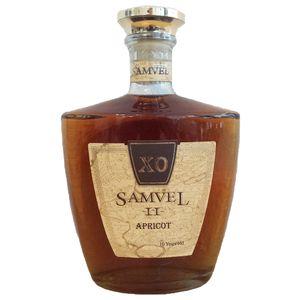 Edelspirituose Aprikose & Brandy Samwel II XO 0,5L 10 Jahre Reifezeit