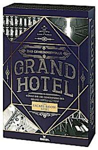 Moses Das geheimnisvolle Grand Hotel - Escape-Room-Spiel