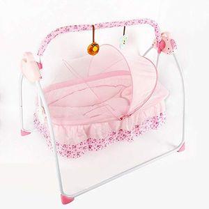 Elektrische Babyschaukel Automatische Babywiege Babywippe Stubenwagen Babybett Schaukelwiege Baby Wiege Wippe
