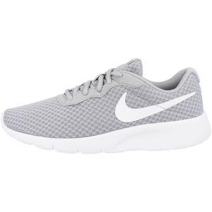 Nike Tanjun (GS) Kinder Sneaker Grau / Weiß (818381 012) Größe: 39 EU
