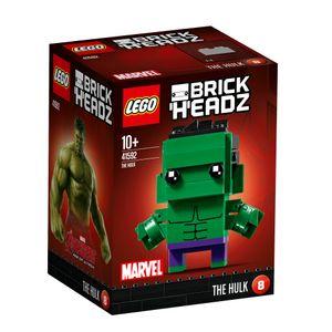 LEGO® - Brickheadz, The Hulk; 41592
