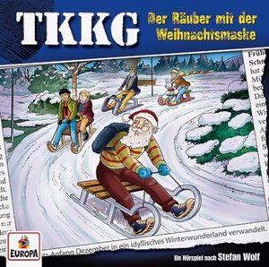 Tkkg-203/Der Räuber mit der Weihnachtsmaske