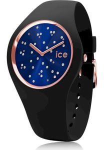 Ice-Watch 016294 ICE cosmos Star Deep blue Medium Uhr Damenuhr Schwarz