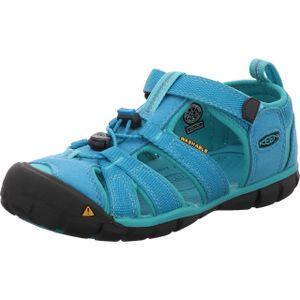 KEEN Kinder Sandalen  Textil blau 39