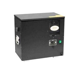 Zapfanlage, AS-40, 2-leitig, Durchlaufkühler, Nasskühler - Untertheke, Green Line