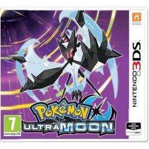 Pokemon Ultramond 3DS PEGI