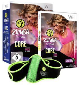 Zumba Fitness 3 Core inkl. Fitness-Gürtel