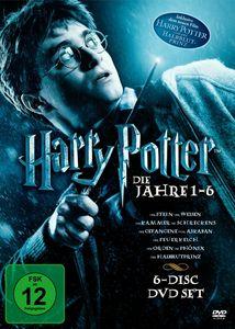 Harry Potter - Die Jahre 1-6 (6 Discs)