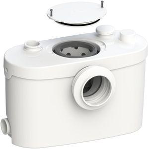 SFA WC-Kleinhebeanlage SaniPro XR UP weiß